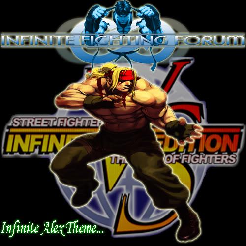 Infinite Alex Theme by Skeletor-EX InfiniteAlexTheme