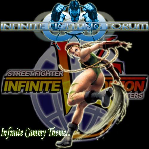 Infinite Cammy Theme by Skeletor-EX InfiniteCammytheme