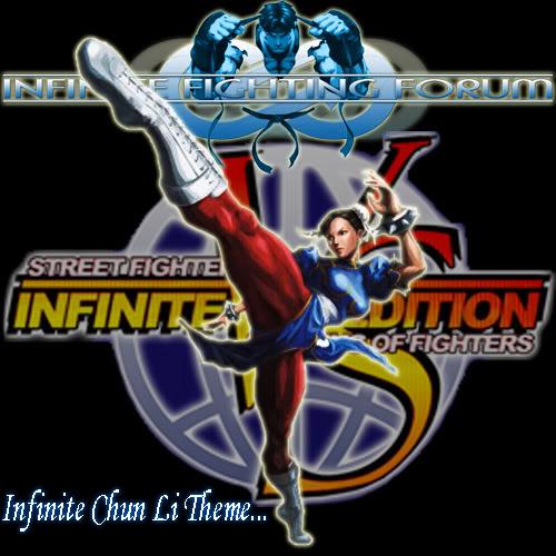 Infinite Chun Li Theme by Skeletor-EX InfiniteChunLitheme