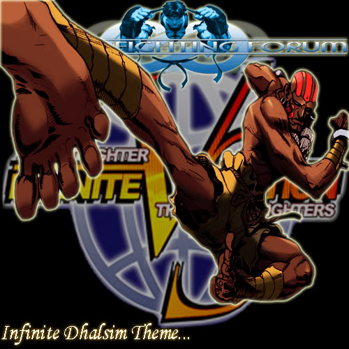 Infinite Dhalsim Theme by Skeletor-EX InfiniteDhalsimtheme