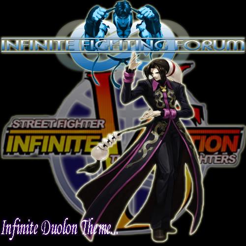 Infinite Duolon theme Skeletor-EX InfiniteDuolontheme