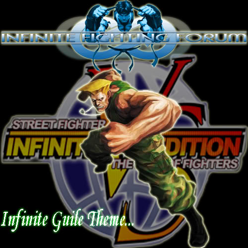 Infinite Guile Theme by Skeletor-EX InfiniteGuiletheme