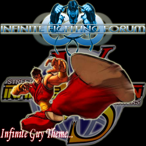 Infinite Guy Theme by Skeletor-EX InfiniteGuyTheme
