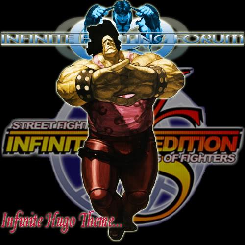 Infinite Hugo theme by Skeletor-EX InfiniteHugoTheme