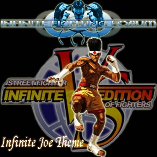 Infinite Joe Theme by Skeletor-EX InfiniteJoeTheme