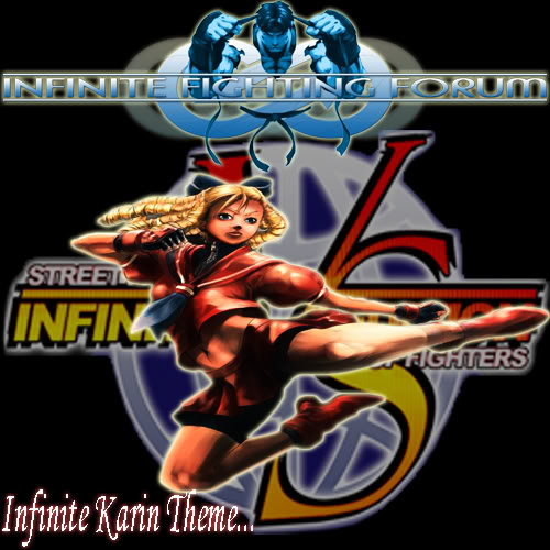 Infinite Karin Theme by Skeletor-EX InfiniteKarintheme