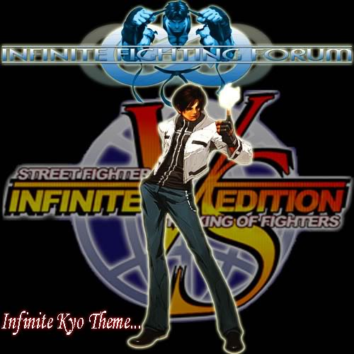 Infinite Kyo Theme by Skeletor-EX InfiniteKyotheme