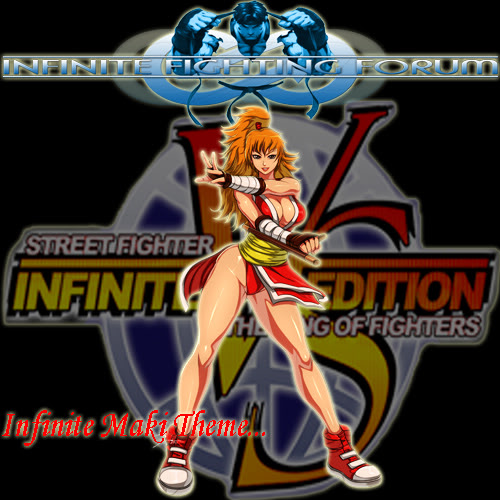 Infinite Maki theme by Skeletor-EX... InfiniteMakitheme