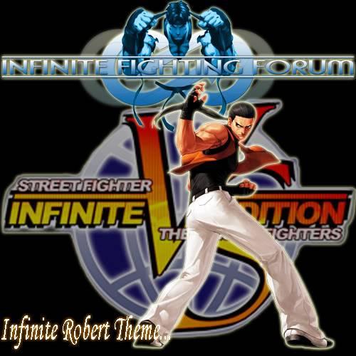 infinite robert theme by Skeletor-EX InfiniteRobertTheme