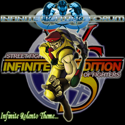 Infinite Rolento Theme by Skeletor-EX InfiniteRolentoTheme