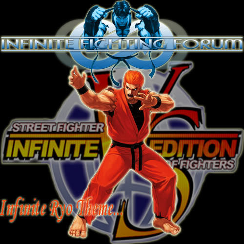 Infinite Ryo theme by Skeletor-EX... InfiniteRyoTheme