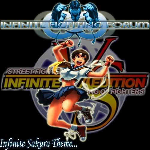 Infinite Sakura Theme by Skeletor-EX InfiniteSakuratheme