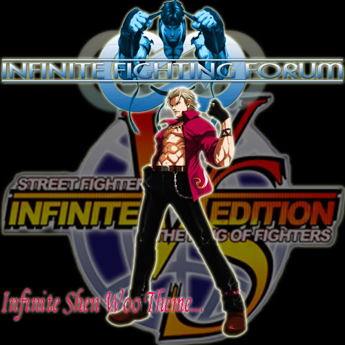 Infinite Shen Woo theme by Skeletor-EX... InfiniteShenWootheme