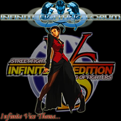 Infinite Vice theme by Skeletor-EX InfiniteViceTheme