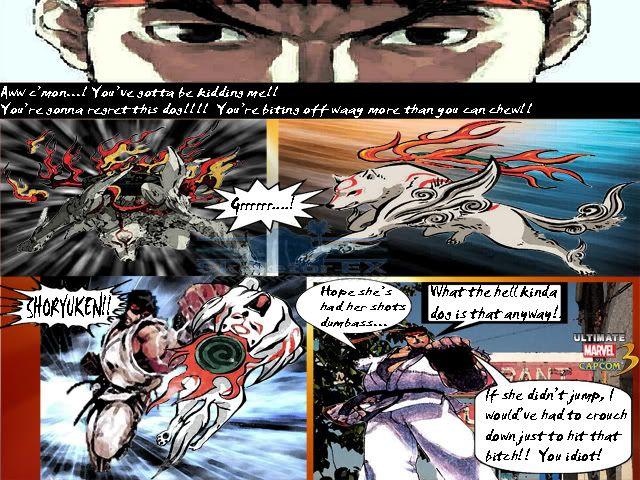 UMVC: The way I see it... UMVCcomic4x