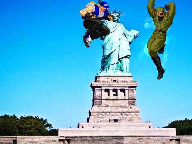 Liberty Island NY... Mugen023