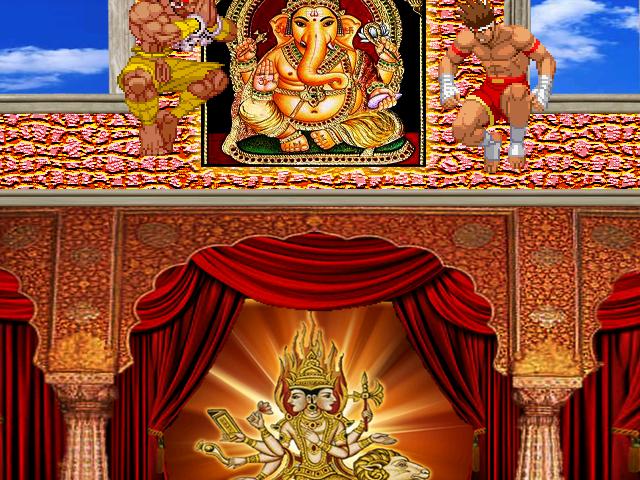 Agni Temple... Mugen046