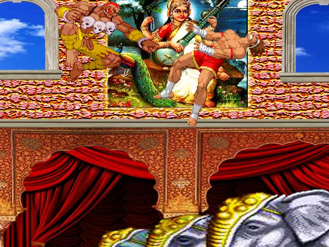 Agni Temple... Mugen049