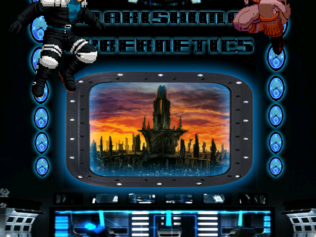 Makishima Cybernetics Mugen061