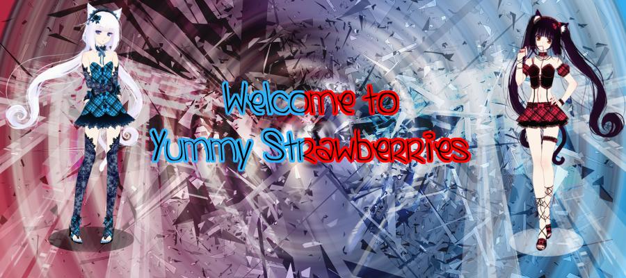 Yummy - Strawberries