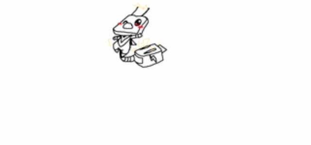 A toaster pokemon??? wth 0.o Toasterthing