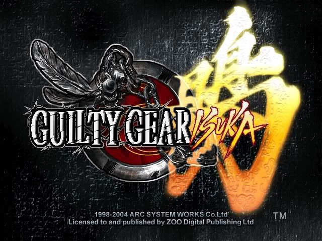 Guilty Gear [Graphic Heavy] Isuka