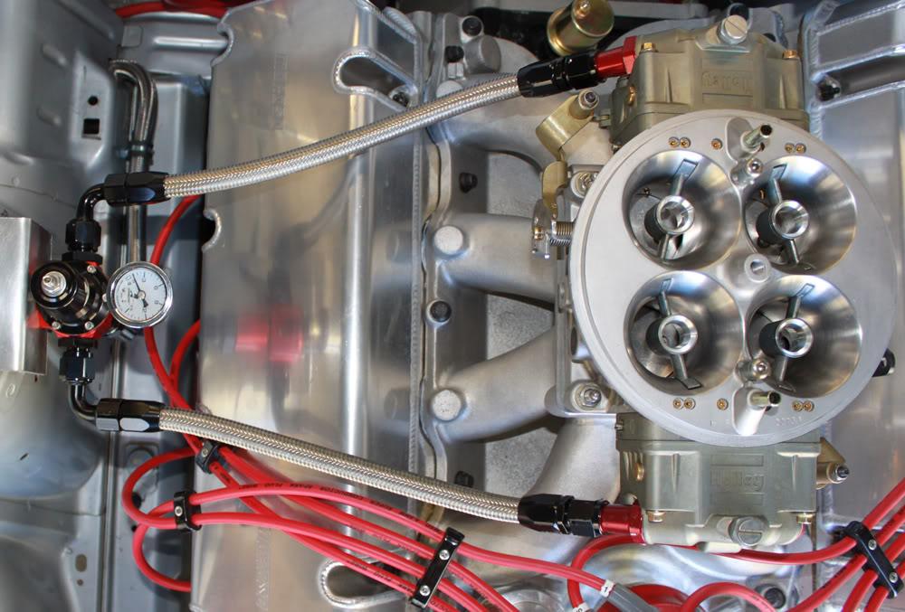 572 CID - Stock Kaase P51 heads  - Page 3 Aeromotivefuelregulator