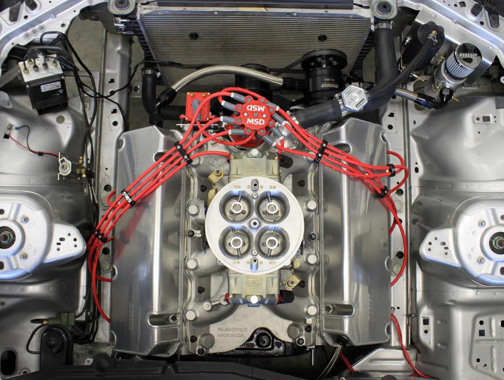 572 CID - Stock Kaase P51 heads  - Page 3 Engine01092011