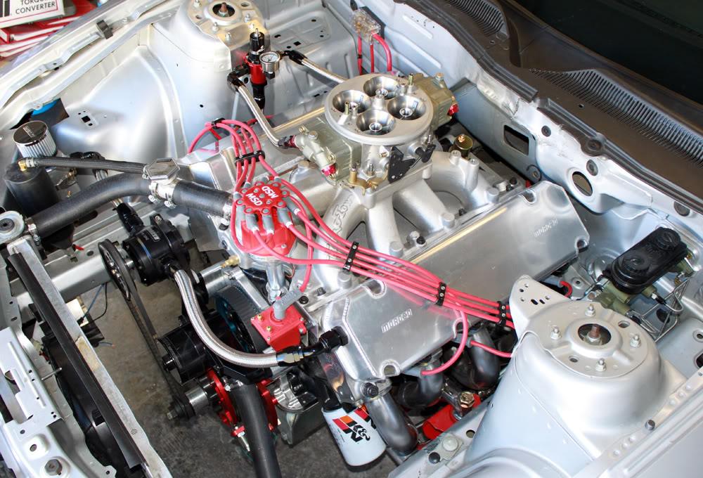 572 CID - Stock Kaase P51 heads  - Page 3 Engine022711