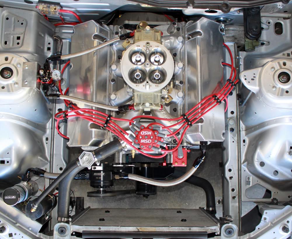 572 CID - Stock Kaase P51 heads  - Page 3 Engine022711a