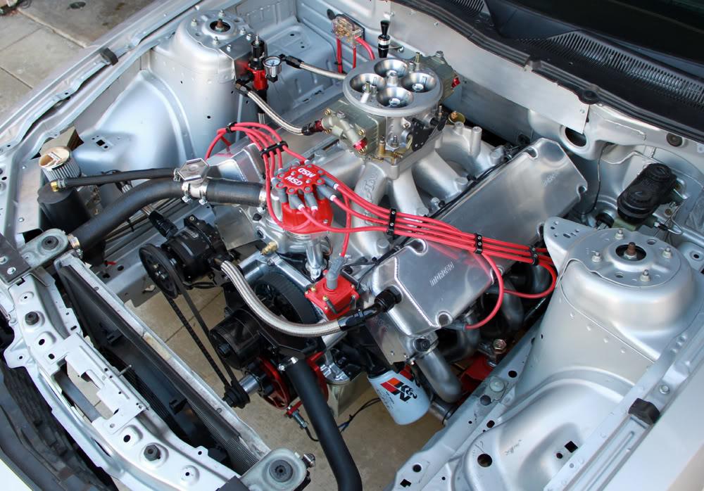 572 CID - Stock Kaase P51 heads  - Page 3 Engine031320112