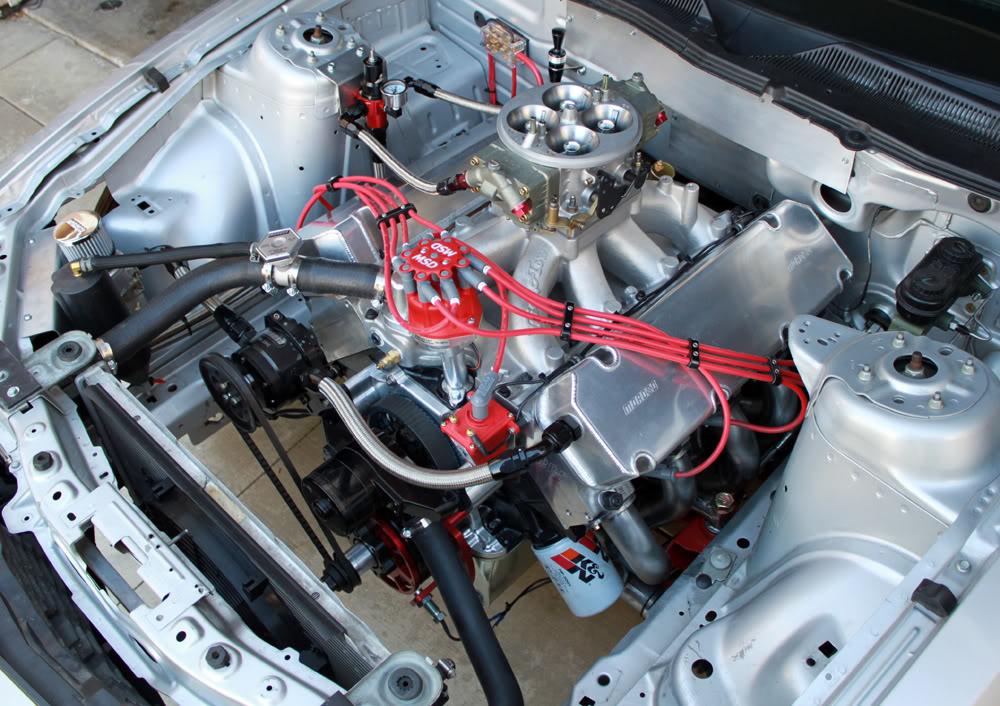 New TFS Intake Manifold ...pics - Page 5 Engine031320115