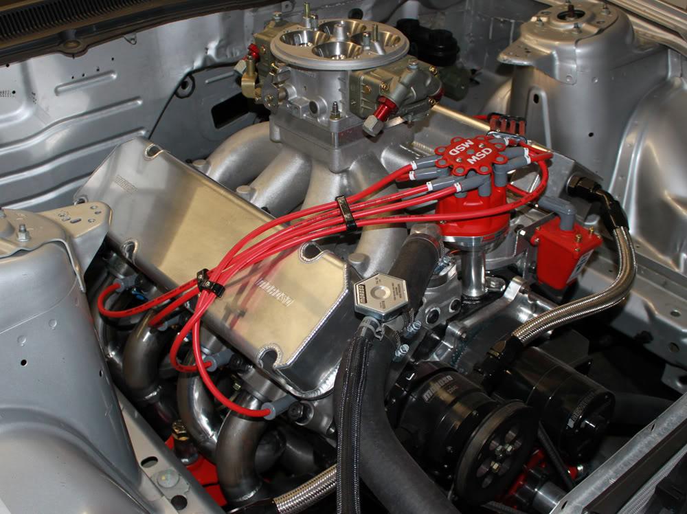 572 CID - Stock Kaase P51 heads  - Page 3 Engineheaders1