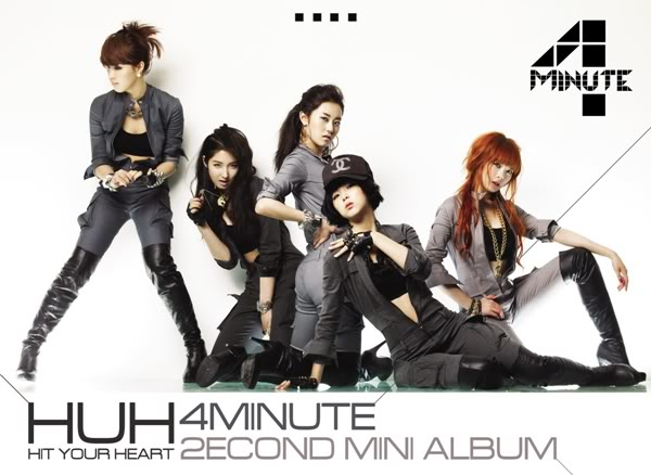 4Minute's Fonts 4minute-font03