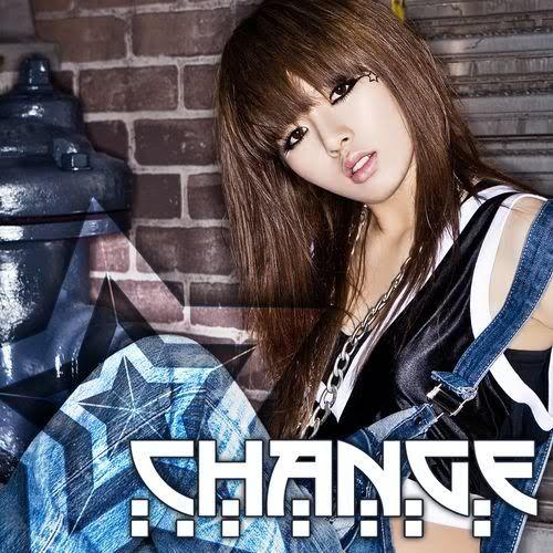 4Minute's Fonts Hyunah-font01