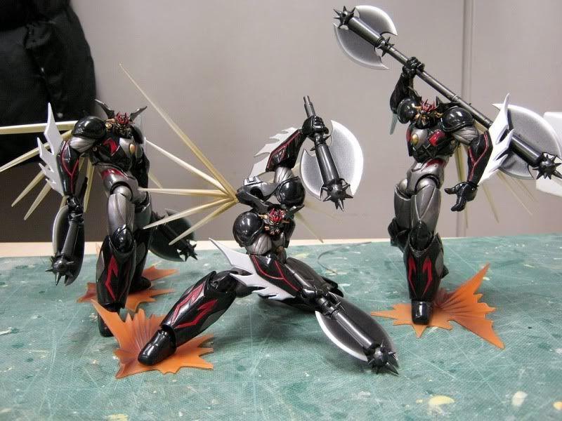 N°099 - Getter Arc Black Version 1-6