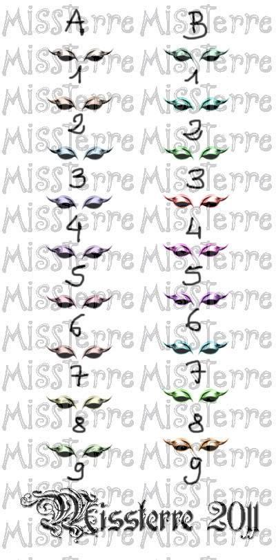 MISSTerre's Collection Shop  EyesShadows003
