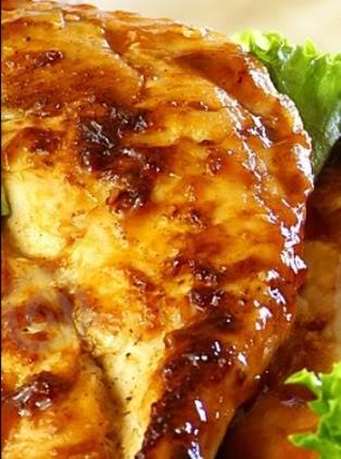 Φτερούγες κοτόπουλου με bbq sauce 1-12
