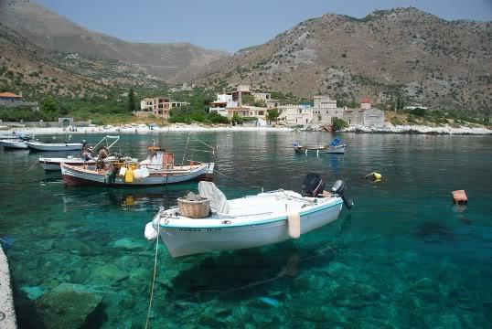 Πελοπόννησος: Πάμε γι αλλες... (σ)έξι παραλίες A' μέρος Kyparissos