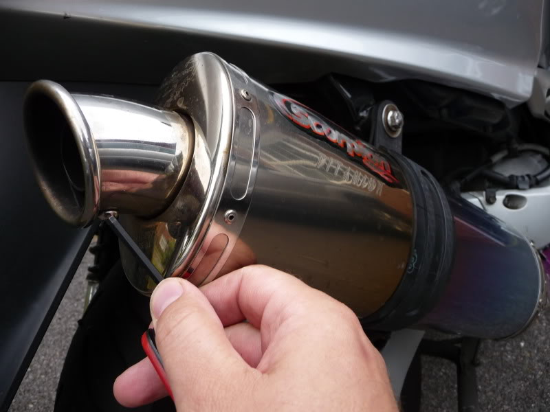 Loud Exhaust options P1000737