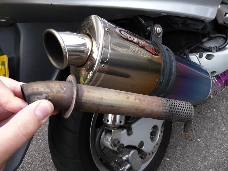 Loud Exhaust options P1000740