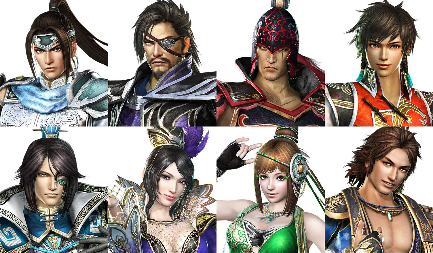 Your hopes for DW7? Dw7characters