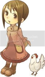 What harvest moon character you rather be? RinaWO