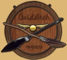 Jugadores de Quidditch en Hogwarts LogoQuidditch