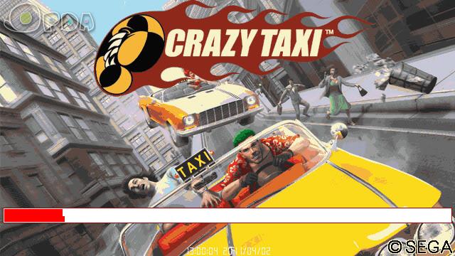 Crazy Taxi001