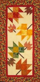 Small Quilts/Wallhangings - Page 2 FallingLeaves-Oct08