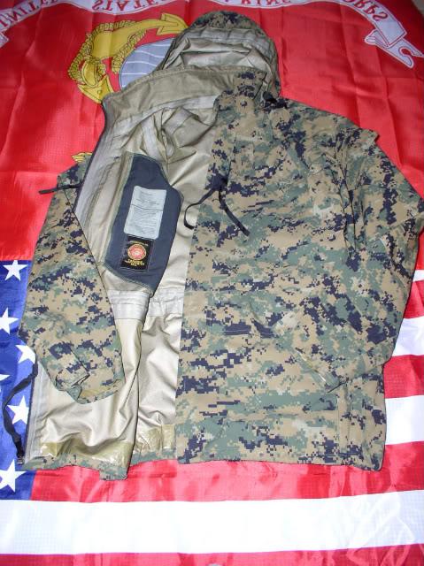 Projet tenues USMC  Gpmw