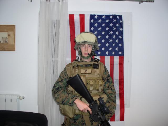 Projet tenues USMC  Mws