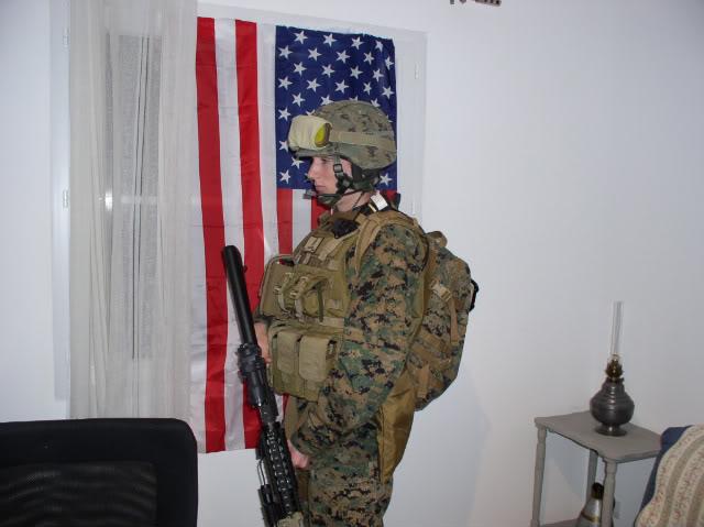 Projet tenues USMC  Mws3