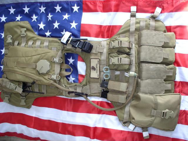 Projet tenues USMC  SpartanI